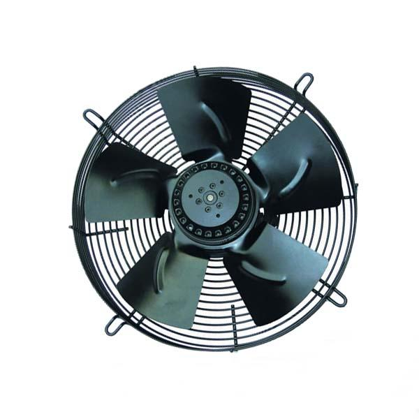 High Pressure Axial Fan : Product ywf axial fan r series external rotor