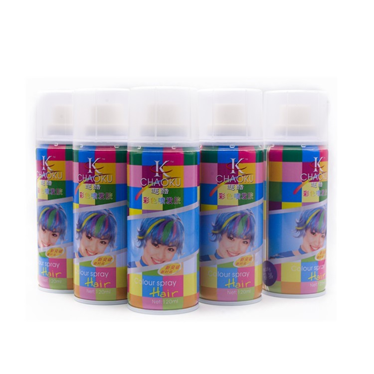 Hair Color Spray Temporary  Hair Colour Spray