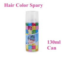 Temporary Hair Dye Spray Hair Color Spray Manufacturer