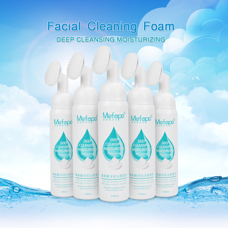 Daily Skin Care Foaming Facial Cleanser