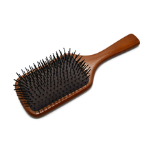 Wooden Detangle Large Paddle Wood Hair Brush