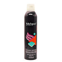 Mousse Hair Spray Colored Hair Mousse Hair Mousse Foam