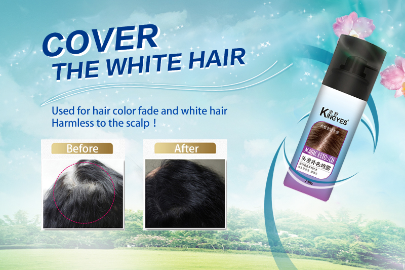 Hair Root Cover Spray