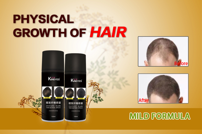 Hair Fiber Powder