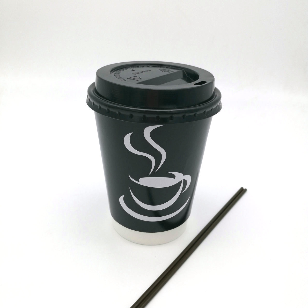 New Style Wholesale Double Walled Paper Coffee Cups With
