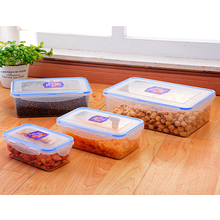 transparent PP plastic food container,food storage container,rectangle storage container
