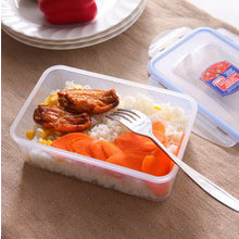 Hot Sale Microwavable PP Plastic Food Cooler Storage Containers for Food