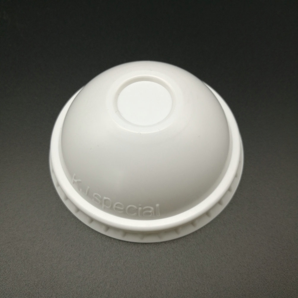 Dome Plastic Ps Lid For Hot Drink Coffee Cups Cheap Sales
