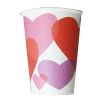 paper cup with lid
