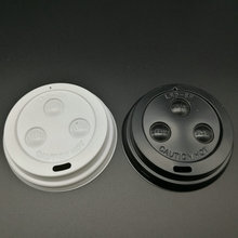 12oz 86mm disposable non spill plastic lid for paper cup disposable plastic lid plastic lid