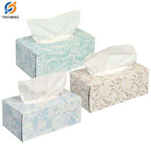 Economical Facial Tissue box