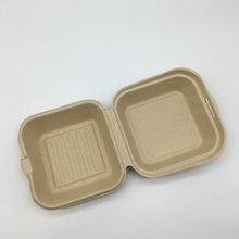 healthy material sugarcane unbleached biodegradable bagasse pulp tableware
