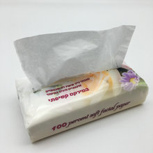 Soft Facial Tissues for hotel Mini Cube box,cleaning facial paper tissue