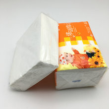 box facial tissue paper for baby care cleaning