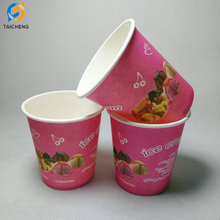 Disposable Single Wall Hot Drink Paper Cup for Coffee and Tea Drinking