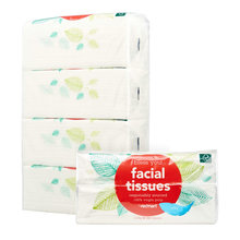Ultra Soft Box Facial Tissue Paper 4bags per pack