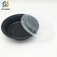 High Quality Disposable Plastic Bowl with Lids Salad Bowl