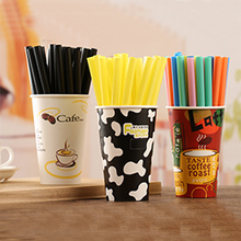 Food Grade Colorful Cold Beverage Drinking Paper Cups