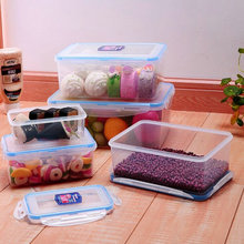 400ml 800ml 1000ml Microwaveable Plastic Food Container with Rectangle Shape
