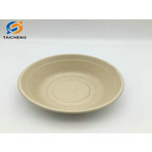 virgin pulp original sugarcane bagasse food bowl packaging box
