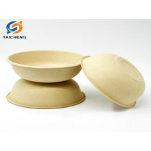 2018 high quality sugarcane bagasse biodegradable food package bowl