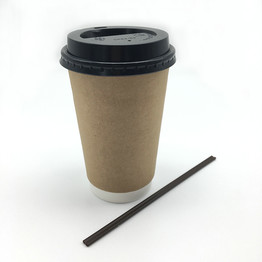 8oz,12oz double wall coffee paper cups insulated for heat protection