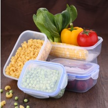 Household Plastic Containers Takeaway Food Storage PP Container