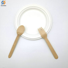 Tableware Disposable biodegradable eco-friendly bagasse Round Plate