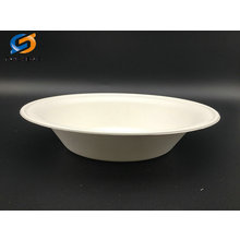 1000ml biodegradable sugarcane bagasse bowl