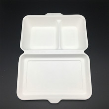 Food Use and Embossing Printing Handling biodegradable lunch boxes