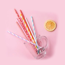 Event and Party Supplies biodegradable Drinking Paper Straws