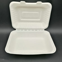 100% Compostable Disposable Sustainable Takeout Food Containers