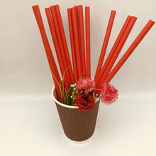 Food Standard Paper Drinking Straws Biodegradable Recycle Paper Straws