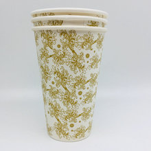 single paper cup,recycle paper cup,paper coffee cup food grade paper cup