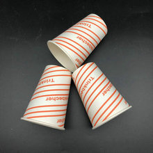 China Disposable Coffee Cups Tea Cups Drink Cups 8oz Paper Cups with Lids