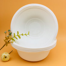 Eco Friendly Biodegradable Compostable Disposable Tableware Bowl