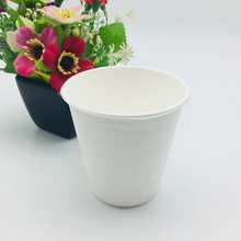 100% Biodegradable Sugarcane Cup Bagasse Cup