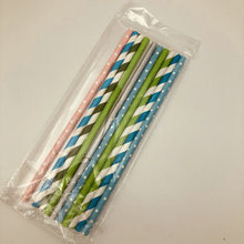Drinking Straw Disposable 100% Biodegradable Drinking Paper Straw