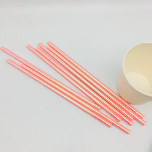 Stripe Drinking Straw Party Supplies Decorations Paper Straws