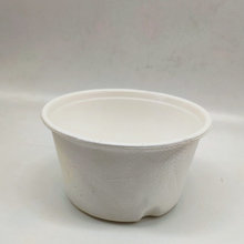 Bagasse Sugarcane Paper Cup Disposable Tableware 12oz