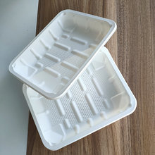 Disposable Party Food Trays Cornstarch Food Trays On Sale