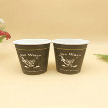 biodegradable coffee cup household single wall paper cup