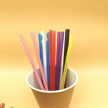 Eco-friendly straws biodegradable colorful PLA straws