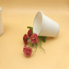 260ml 9oz Degradable Tableware Disposable Cornstarch Cup