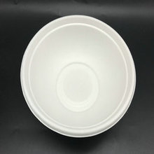 700ML 24oz biodegradable sugarcane bagasse round bowl