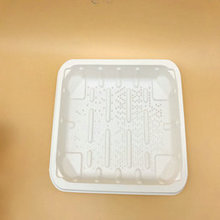 9*7'' disposable tableware cornstarch food tray