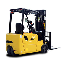 1.6T Three Wheel Electric Forklift