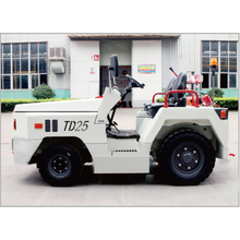 2.5T Luggage Tow Tractor with Yanmar&Okamura Transmission