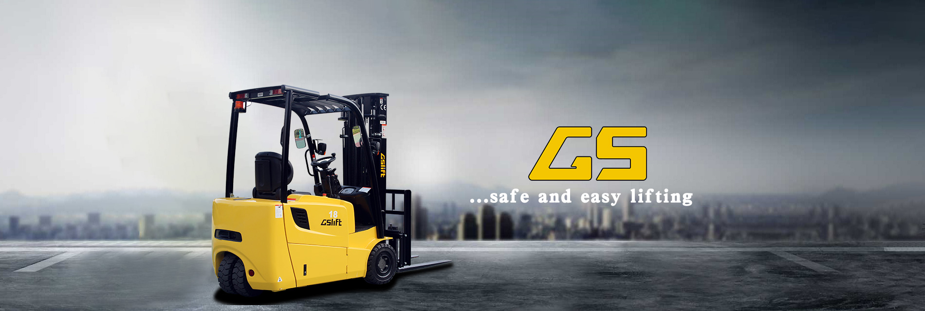 safe and easy lifting-www.gs-forklift.com