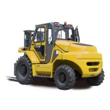 GS 4WD Rough Terrain Forklift-Cummins DSF2.8-C58T3